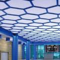 A Grade fire-proof ceiling film,Texturized-soft decorationfiberglass fabric